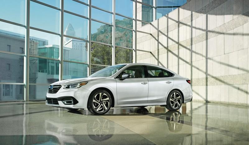 Old versus New: How different is the 2020 Subaru Legacy to its predecessor? - image 820177