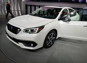Old versus New: How different is the 2020 Subaru Legacy to its predecessor? - image 820271
