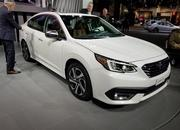 Old versus New: How different is the 2020 Subaru Legacy to its predecessor? - image 820273