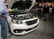 Old versus New: How different is the 2020 Subaru Legacy to its predecessor? - image 820277