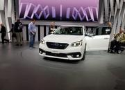 Old versus New: How different is the 2020 Subaru Legacy to its predecessor? - image 820313