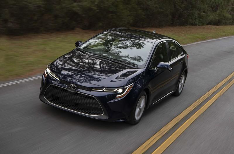 The 2020 Toyota Corolla Sedan Sets the Standard for Safety Tech - image 825554