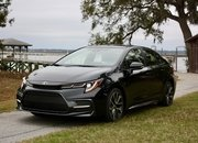The 2020 Toyota Corolla Sedan Sets the Standard for Safety Tech - image 825419
