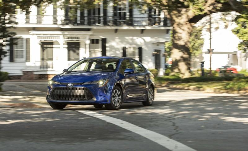 The 2020 Toyota Corolla Hybrid Sedan Is The Smartest Pick In The Lineup