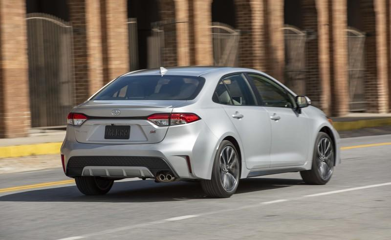2020 Toyota Corolla Sedan - Driven - image 825516