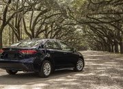 The 2020 Toyota Corolla Sedan Sets the Standard for Safety Tech - image 825539