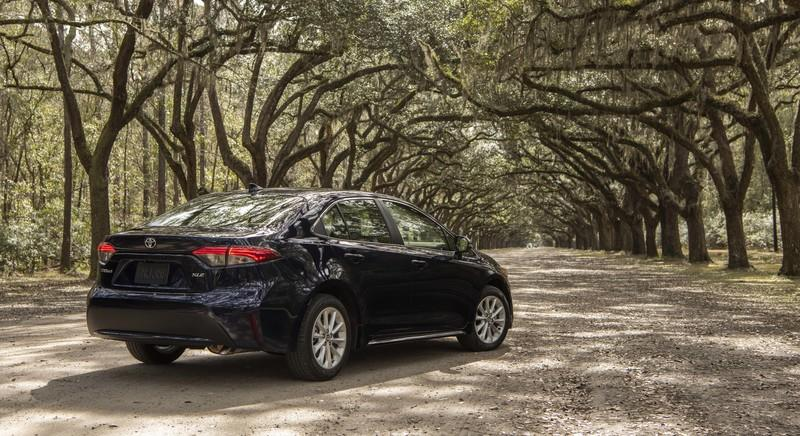 The 2020 Toyota Corolla Sedan Sets the Standard for Safety Tech