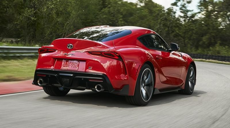 2020 Toyota Supra Vs 2019 Porsche 718 Cayman Top Speed