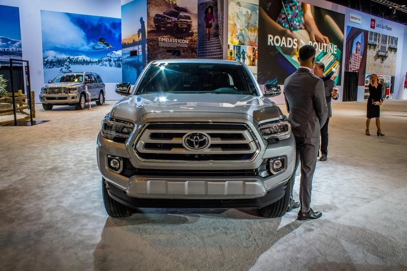 2020 Toyota Tacoma | Top Speed