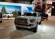 2020 Toyota Tacoma Arrives At Chicago With New Features And Mild Visual Updates - image 820513