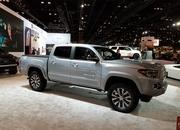 2020 Toyota Tacoma Arrives At Chicago With New Features And Mild Visual Updates - image 820516