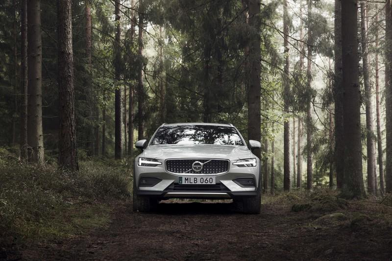2020 Volvo V60 Cross Country Top Speed