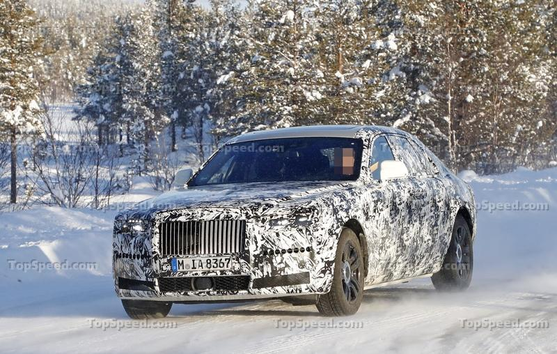 2022 Rolls Royce Ghost