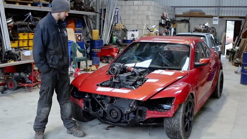 8 Crazy Diesel Swaps in Unexpected Cars