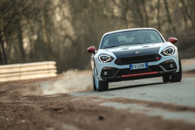 2019 Abarth 124 Rally Tribute