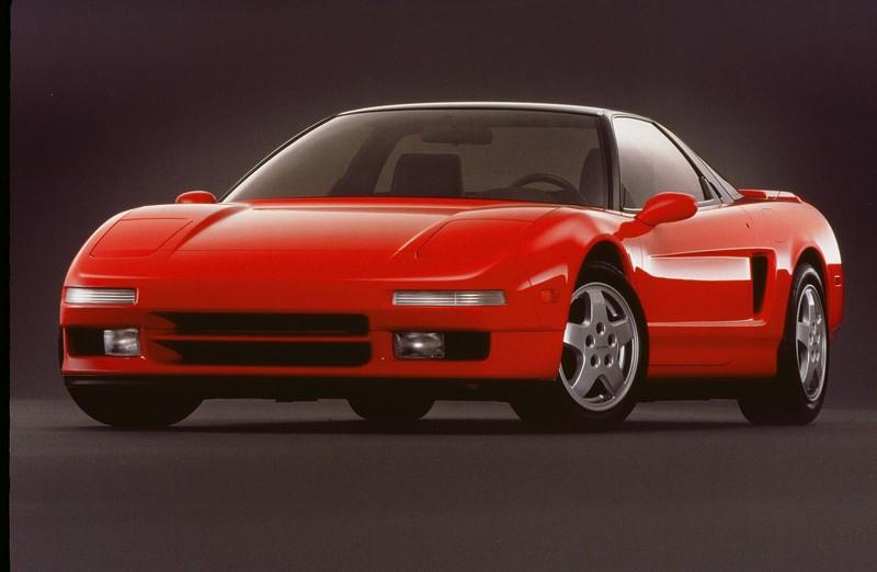 Acura Marks 30 Years Since The NSX Prototype Debuted At The Chicago Auto Show - image 819966