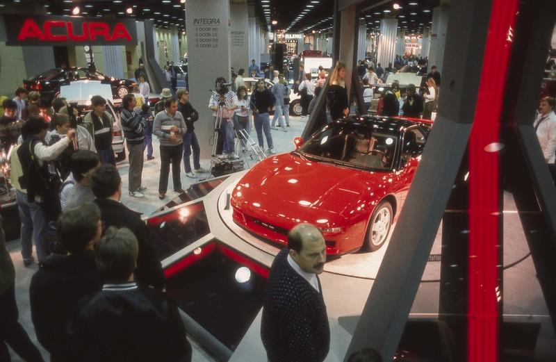 Acura Marks 30 Years Since The NSX Prototype Debuted At The Chicago Auto Show - image 819972