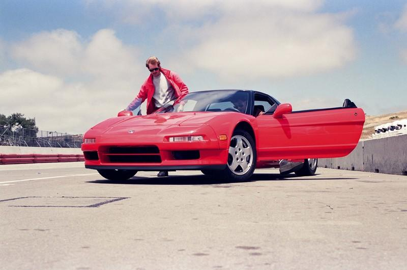 Acura Marks 30 Years Since The NSX Prototype Debuted At The Chicago Auto Show - image 819981