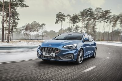 2019 Ford Focus St Top Speed