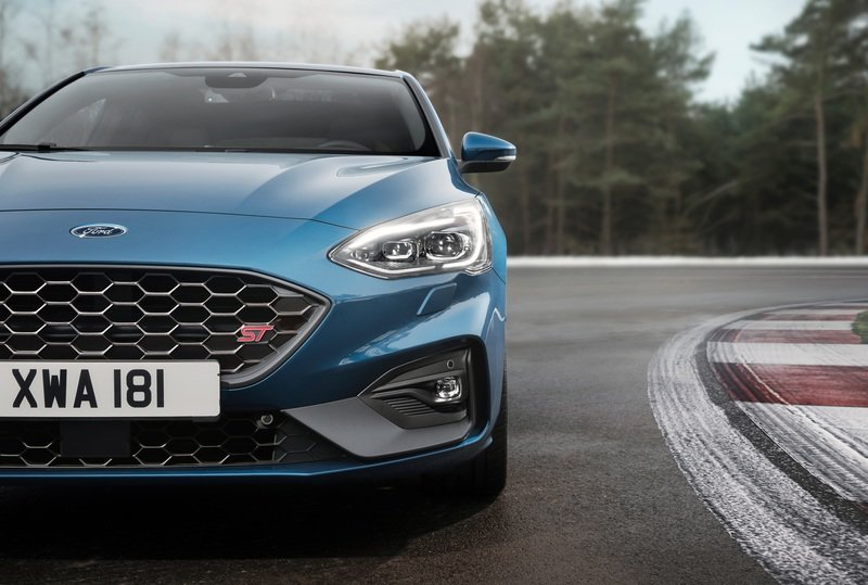 Focus St 0 60 >> 2019 Ford Focus ST | Top Speed