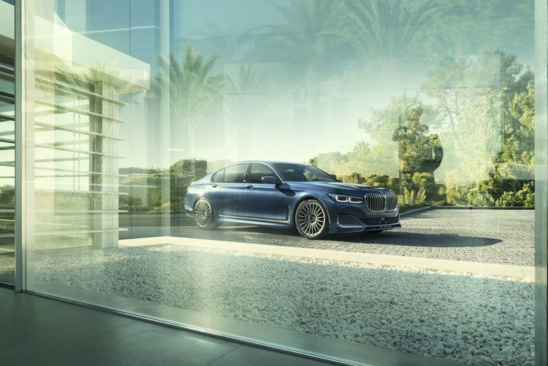 2020 ALPINA B7 xDrive Sedan - image 823475
