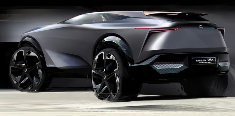 Nissan's Geneva-Bound IMQ Concept Is a Hideous Mutant