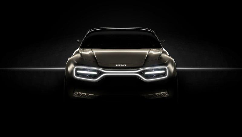 Kia's New Concept Offers an Overdose of Digital Screens