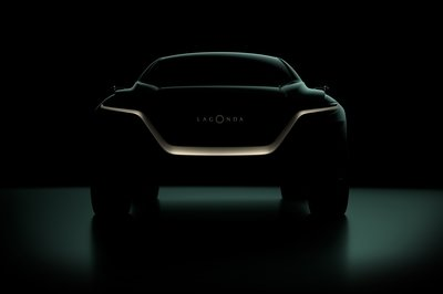 Aston Martin Teases Us With the Lagonda All-Terrain Concept That Will Debut at the Geneva Motor Show