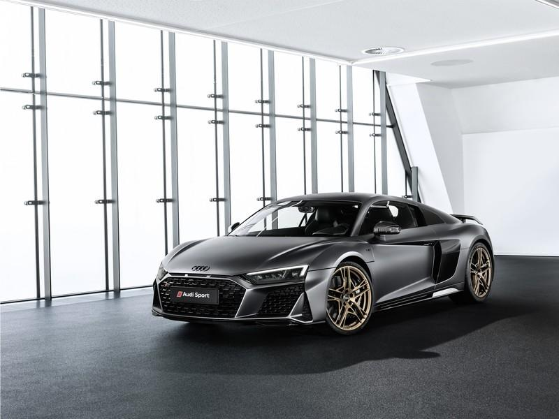 2020 Audi R8 V10 Decennium Top Speed