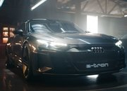 Audi's Cashew Commercial for the 2019 Super Bowl Gives Us a Look at the E-Tron GT - image 819348