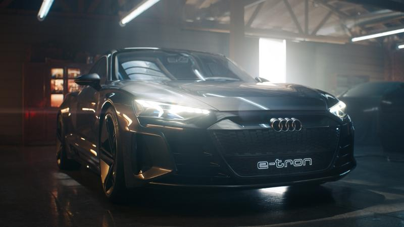 Audi's Cashew Commercial for the 2019 Super Bowl Gives Us a Look at the E-Tron GT