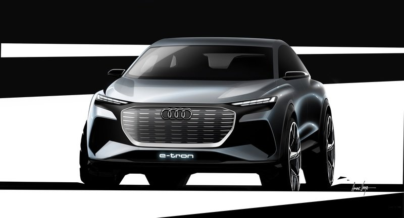 Audi's SUV Family is Now Complete with the 2020 Q4 Concept's Arrival at the 2019 Geneva Motor Show - image 822761