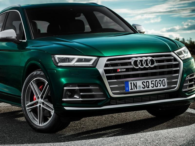2019 Audi SQ5 TDI | Top Speed