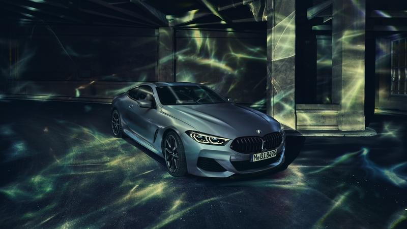 2019 BMW M850i xDrive Coupe First Edition