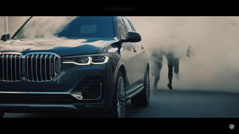 "BMW Wants You Yo ""Make Every Day Legendary"" in 2020 BMW X7 SUV - image 823543"