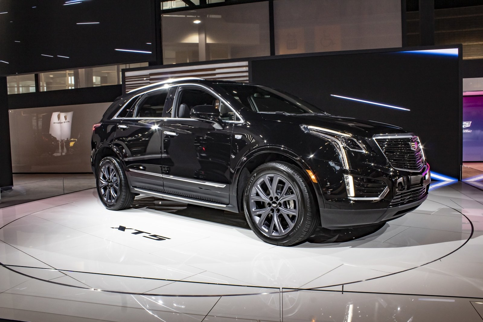2019 Cadillac Xt5 Sport Edition Top Speed