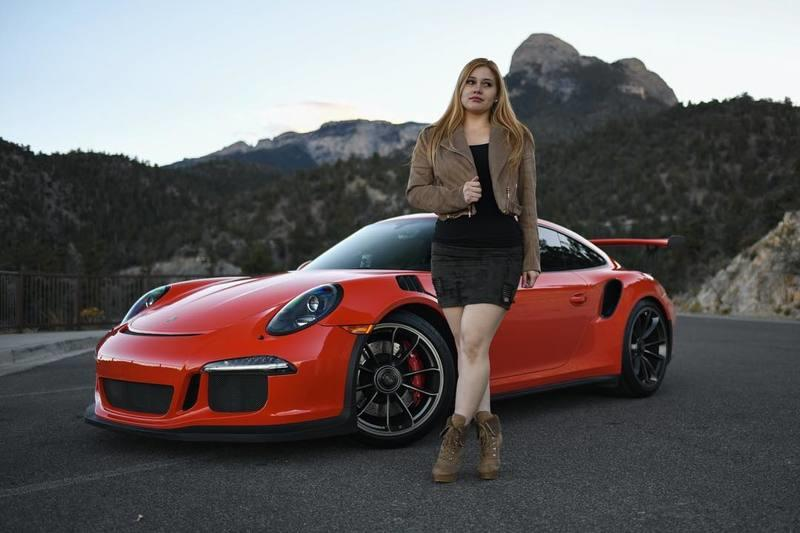Car Girl of the Week: Woman.Driven