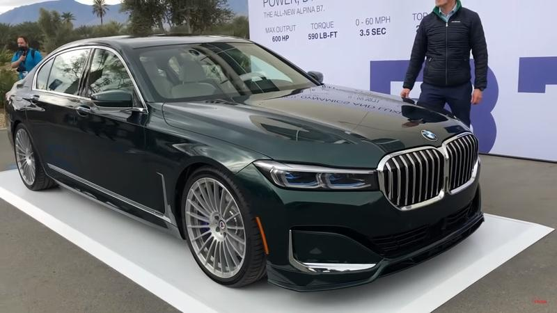 Check out the 2020 Alpina B7, the World's Fastest Sedan