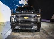 2020 Chevrolet Silverado HD - Quirks and Features - image 820937