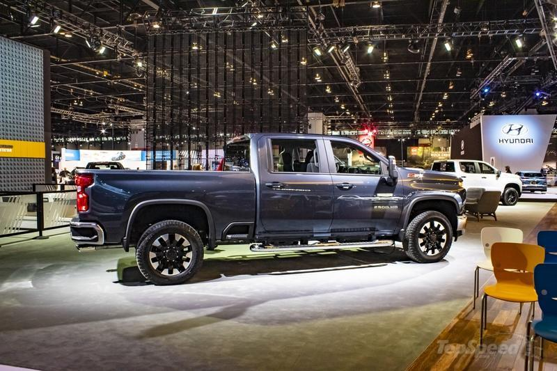 2020 Chevrolet Silverado 2500 HD LT | Top Speed