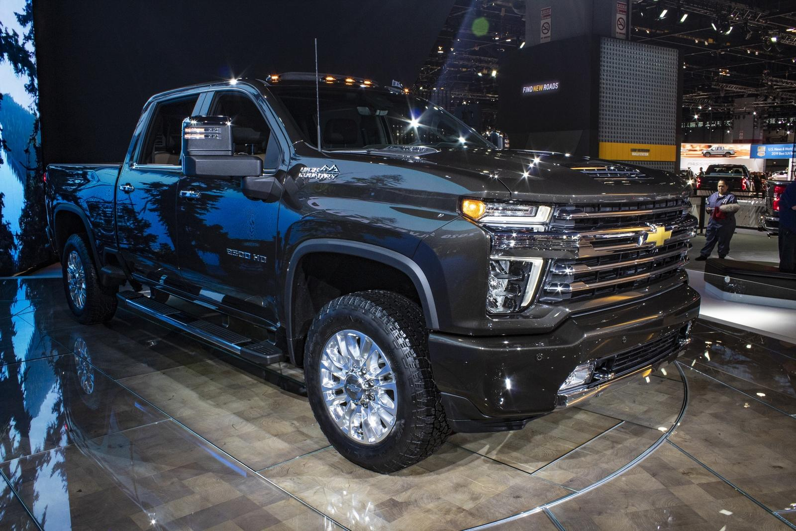 2020 Chevrolet Silverado 2500 HD High Country | Top Speed