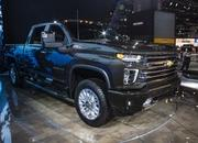 2020 Chevrolet Silverado HD - Quirks and Features - image 820935