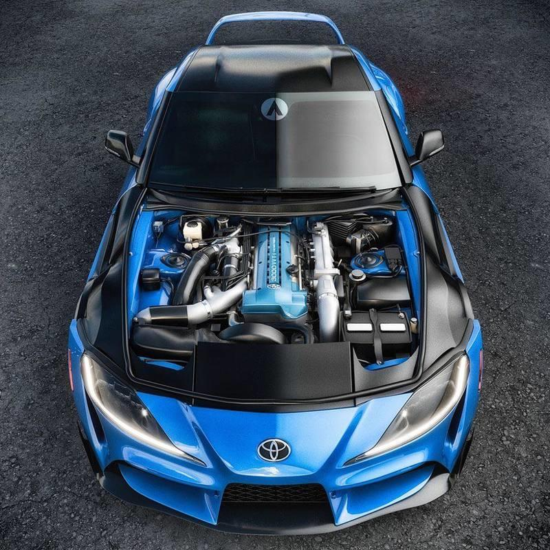 BMW Replaces Entire Engine Line With Toyota 2JZ