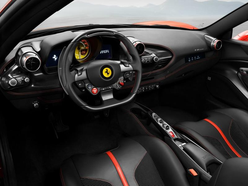 2020 Ferrari F8 Tributo - Quirks and Features - image 826517