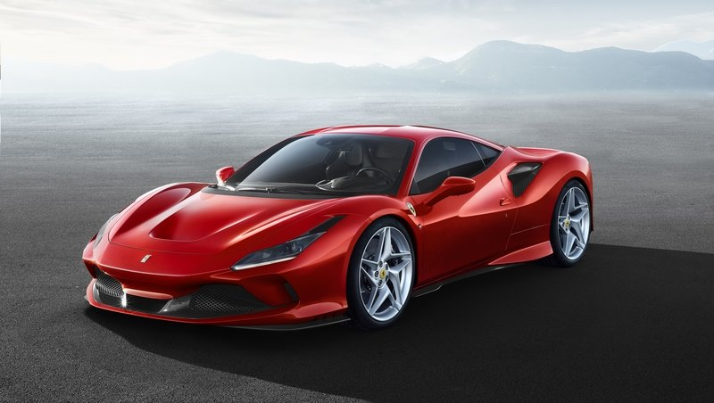 The 2020 Ferrari F8 Tributo Joins Ferrari's Lineup as a Successor to the 488