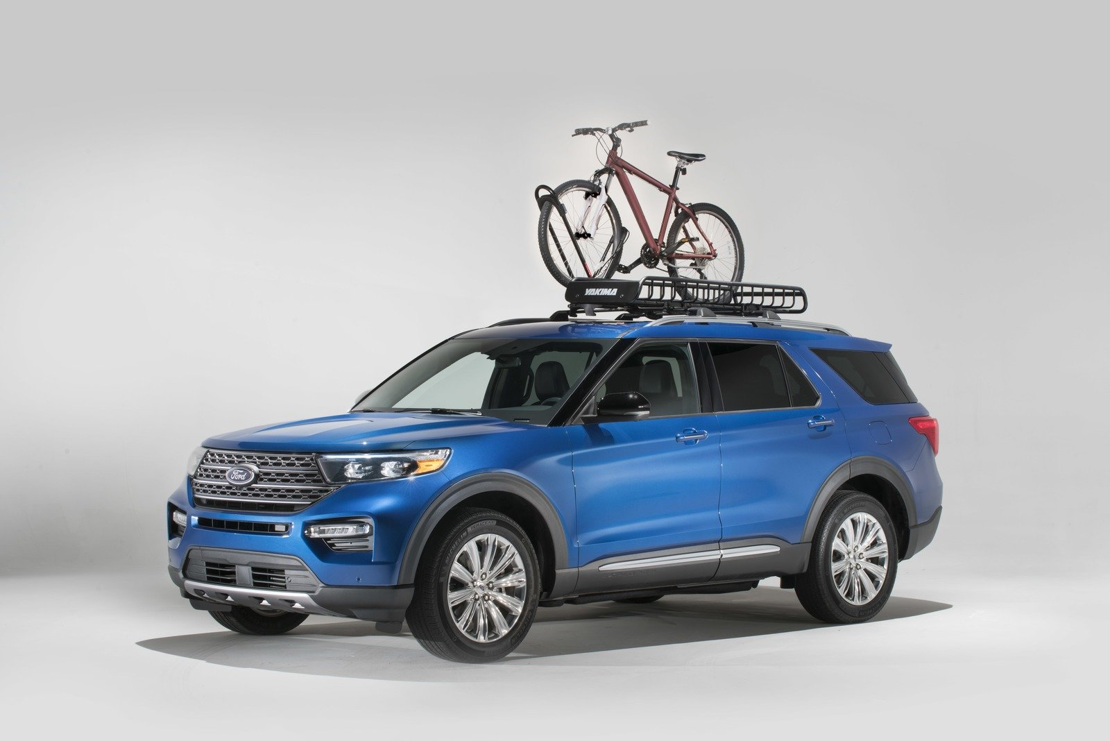 2020 Ford Explorer Gets Yakima Accessories For Outdoorsy