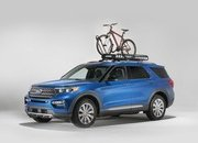 2020 Ford Explorer gets Yakima accessories for outdoorsy types - image 820256