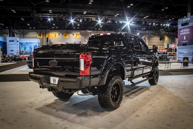2020 Ford F-250 Black Ops by Tuscany - image 822274