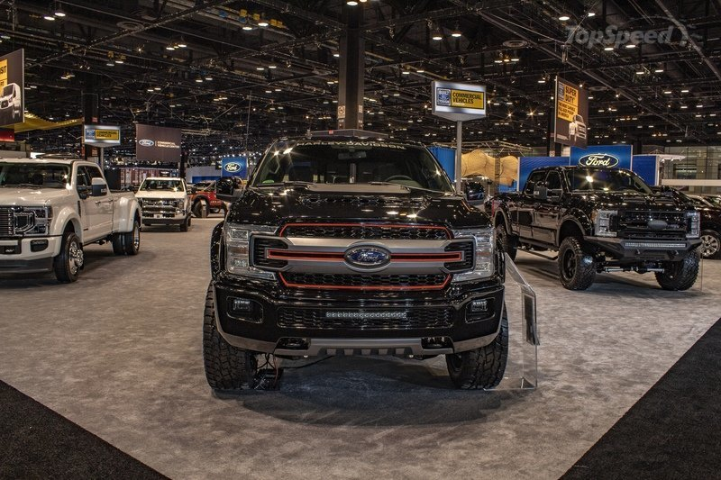 Ford F150 Bed Size >> 2019 Ford F-150 Harley-Davidson Edition | Top Speed