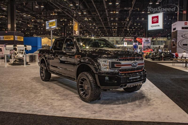 Truck Reviews, Specs, Prices, Photos And Videos | Top Speed